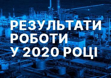 Šhebel: результати роботи у 2020 році